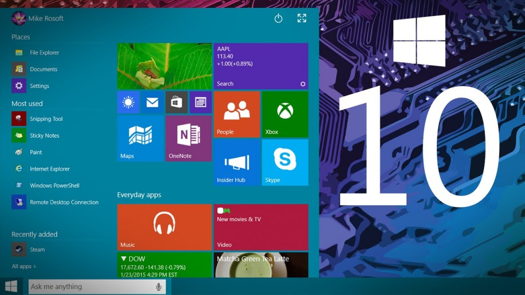 Pros and Cons of Windows 10
