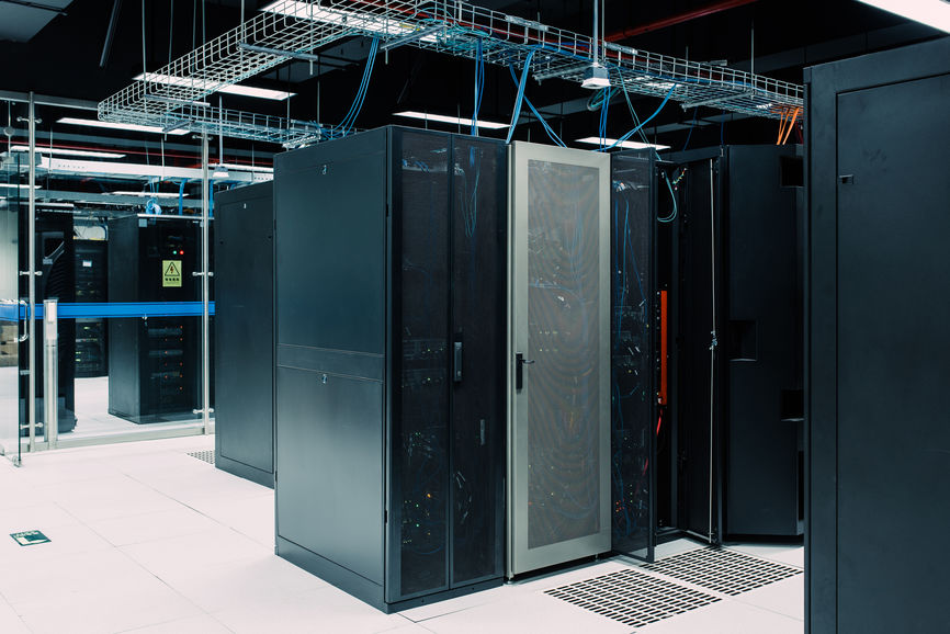 Hosted Desktop - data centre