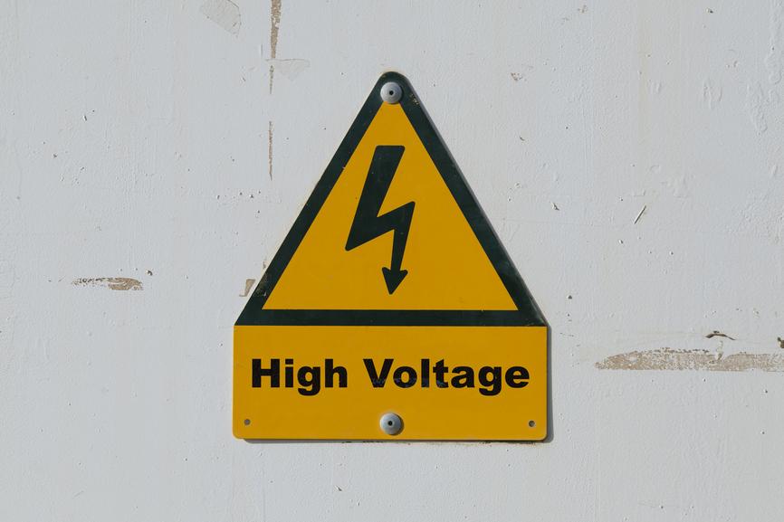 high voltage data centre